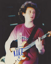 INCUBUS GUITARIST MIKE EINZIGER HAND SIGNED AUTHENTIC 8X10 PHOTO w/COA GUITAR