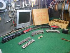 MARX TRAINS NO. 5850 STREAM LINE ELECTRIC TRAIN SET - VERY NICE