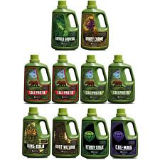 Emerald Harvest Nutrients Cali Pro Grow, Bloom, & All Additives Full Line Quarts