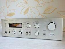 Technics SU-V2 A HiFi Stereo Integrated Class-A Amplifier Component Retro 1980's