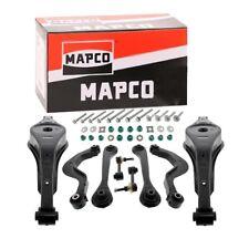 MAPCO 53742/1 Querlenker Satz Seat Hinterachse passt für VW Golf V 1K1