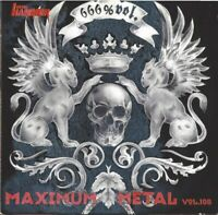 MAXIMUM METAL VOL. 108 / METAL HAMMER OKTOBER 2006 - PROMO CD COMPILATION