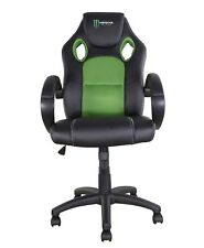 EX-TEAM MONSTER MXGP OFFICE EXECUTIVE SPORTS GAMING CHAIR SEAT WITH ARM REST