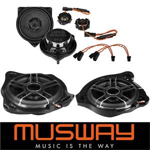 Musway Mercedes Speaker upgrade CSM4.2C 3 way 200w for Mercedes C E GLC LHD