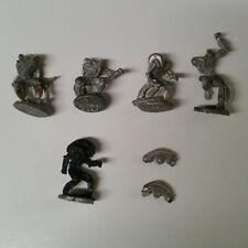 Leading Edge Games Alien Warriors Metal Miniatures Figures