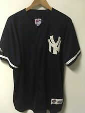 MAJESTIC New York Yankees Diamond Collection MLB Jersey Men's L