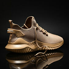 Men's Athletic Running Shoes Breathable Casual Walking Fashion Tennis Sneakers