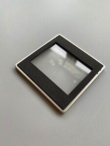 Hasselblad CFV 50C Focusing Screen Masks (x2: Square & Landscape)
