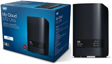 WD 4TB My Cloud EX2 Ultra - Network Storage Hard Drives - NAS - WDBVBZ0040JCH