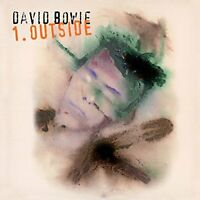 David Bowie - 1. Outside [CD]