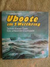 U-Boote im 2. Weltkrieg - Enzyklopädie der Unterseeboote U-Kreuzer Bewaffnung