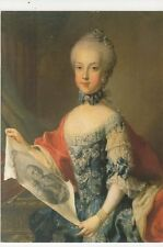 Erzherzogin Maria Karoline Austria Wien Museum Card  313a
