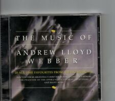 ANDREW LLOYD WEBBER; THE MUSIC OF; 20 HITS CD *L7