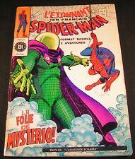 L'ETONNANT SPIDER-MAN # 3 RARE FRENCH HERITAGE VG, 1968