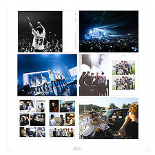 BTS Memories Of 2015 DVD 4 CD DIGIPAK + SPECIAL PHOTOBOOK Kpop Musique Coréen