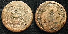 1676-1689  Gubbio  Innocenzo XI  quattrino