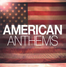 (2010) AMERICAN ANTHEMS - CD X 3 - ALL TIME ROCK ANTHEMS