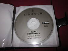 2002 2003 Lincoln Navigation DISQUE CD North North cent 3
