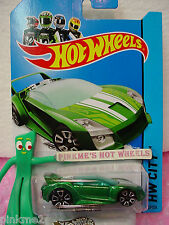 Case D 2014 i Hot Wheels QUICK N' SIK #32✿Green;TRAP5✿HW City ✿Speed Team