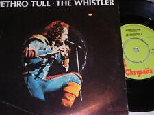 """7"""" - Jethro Tull Whistler & Strip Cartoon - 1977 UK # 4723"""