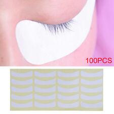 50 Paire Sous l'oeuil Gel Collagene Patchs Tampons Pour Extension de cils