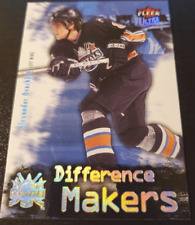 06-07 Fleer Ultra Difference Makers; Alexander Ovechkin