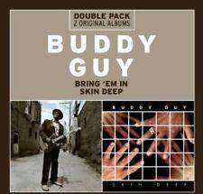 Buddy Guy - Bring Em in / Skin Deep [New CD] UK - Import