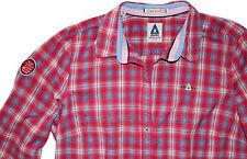 Gaastra !! Damen Bluse Gr. S (M) / rot, blau, weiß kariert