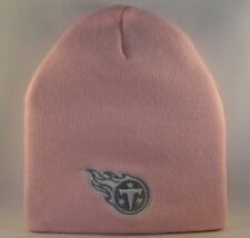 Tennessee Titans NFL Knit Hat Beanie Pink