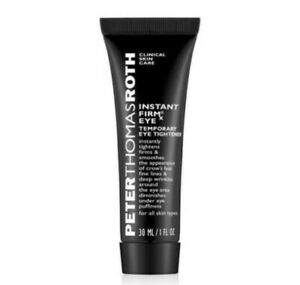 NEW Peter Thomas Roth Instant FIRMx Temporary Eye Tightener 1oz SEALED