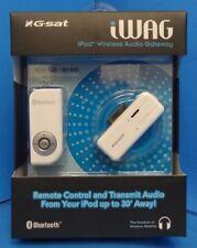 Iwag Ipod Wireless Audio Gateway Bth-820 Bt-809 Transmit Upto 30' Away