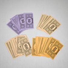 Hasbro Monopoly Empire Edition 2013 Replacement Parts - Play Fake Money - EUC