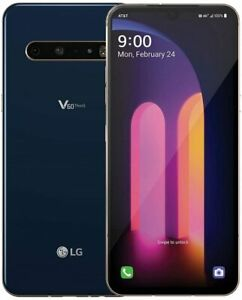 LG V60 ThinQ 5G V600 128GB AT&T T-Mobile OR Unlocked Android Smartphone