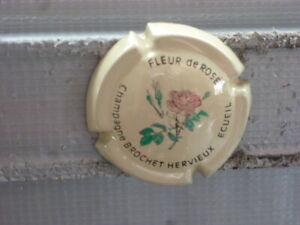 Semi Ancienne, Capsule de Champagne  BROCHET HERVIEUX N° 20