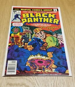 Black Panther #1 (1977) 1st Solo Title