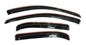 AVS 194242 In-Channel Ventvisor Window Deflector 4Pc 2010-2020 Toyota 4Runner