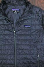 Patagonia Nano Puff Jacket Carbon Men's Large L