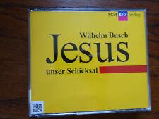 CD Jesus unser Schicksal Wilhelm Busch Hörbuch
