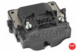 New NGK Ignition Coil For TOYOTA Carina E ST191 2.0 Hatchback 1992-97
