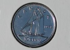 1978 Canada 10 Cents Proof-Like