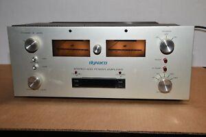 Dynaco Stereo 400 amp 200 watts POWER AMPLIFIER