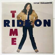 Tatsuro Yamashita Ride on time LP RCV records Vinyl Japanese City Pop 1980 F/S