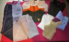 LOT FILLE-SWEAT-ROBE ZARA-ORCHESTRA-PULL LULU CASTAGNETTE-BOTTE MC KINLEY-10  AN