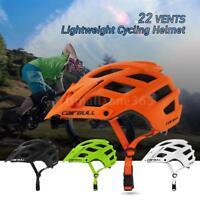 CAIRBULL Carbon Bicycle Cycling MTB Skate Helmet Mountain Bike Helmet U7G7