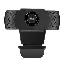 Videocamera HD Computer Webcam Laptop Desktop PC USB Web Camera Con Doppio
