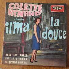 Colette Renard, Irma la douce,  EP - 45 tours