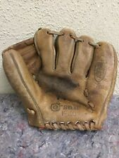 Vintage Junior Leaguer  Baseball Glove - Corsair F100 - Made In Japan