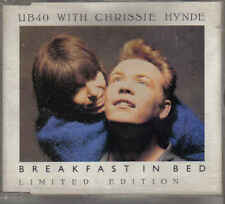 UB 40 with Chrissie Hynde-Breakfast In Bed cd maxi single