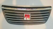 05 06 07 SATURN ION SEDAN FRONT GRILLE with EMBLEM P/N 22729177- Free Shipping!