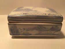 Asian Japanese Bowl Change Dish Storage Bowl (signed)vintage
